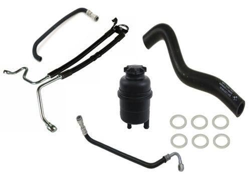 BMW E46 M3 Power Steering Hose Refresh Kit - OEMBimmerParts