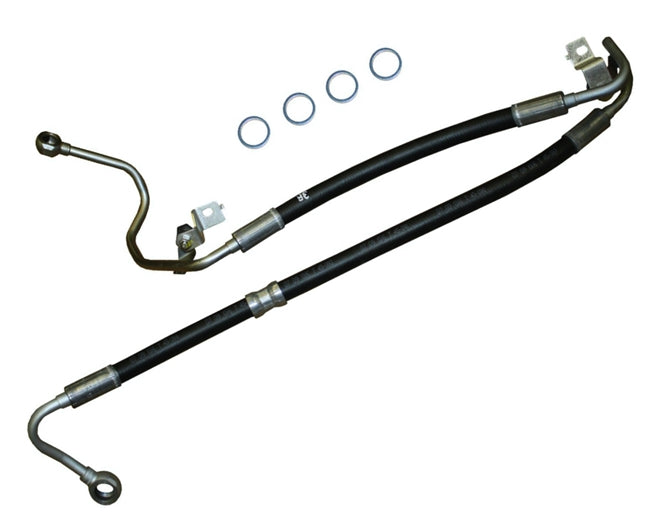 BMW 335i Power Steering Hose With Seals 32416771879 - OEMBimmerParts