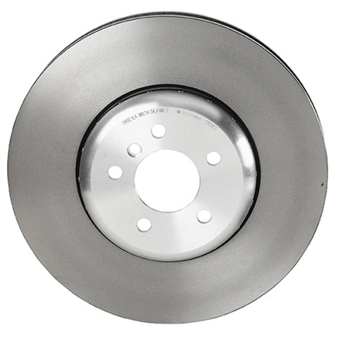 BMW 750i & 750li Front Brake Rotor By Brembo 34116785675 or 34116785676