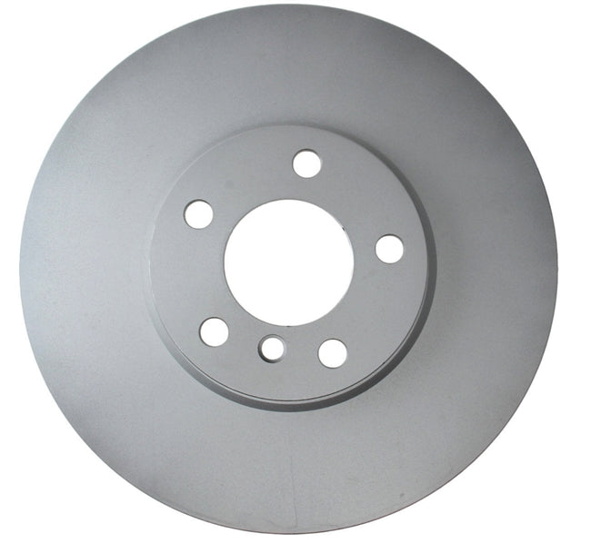 BMW X1 Front Brake Rotor By Zimmermann 34116865713 - OEMBimmerParts