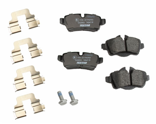 Mini Cooper Rear Brake Pads By Textar 34216778327 or 34216794059