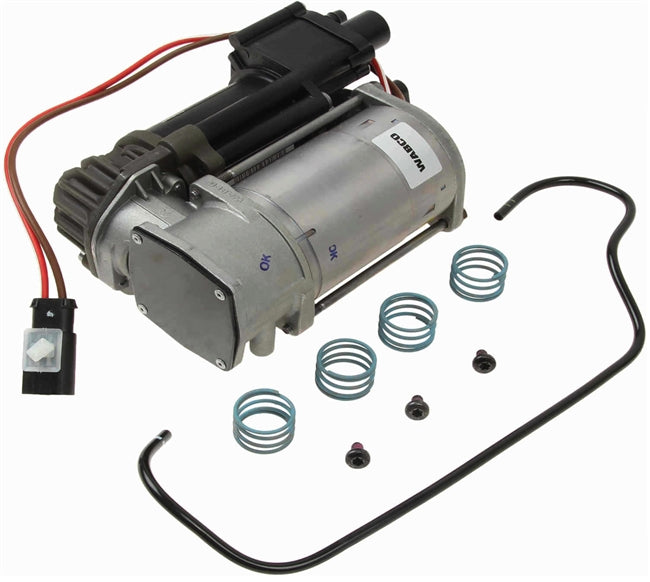 BMW F10 535i GT Suspension Air Compressor OEM 37206875176 - OEMBimmerParts