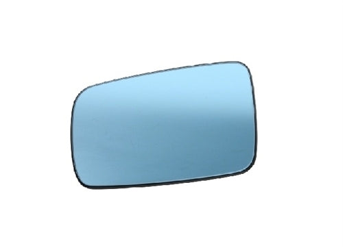 BMW E39 5-Series Front Door Mirror Glass OEM 51168250436 or 51168250439 - OEMBimmerParts