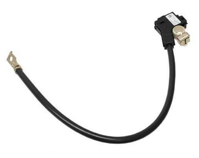 BMW F01/F02 7-Series Negative Battery Cable (IBS) OEM 61219302358