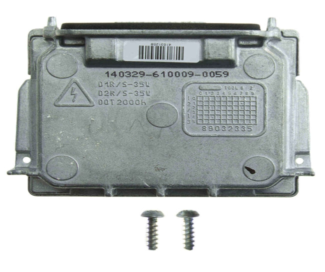 BMW 1-Series Xenon Control Unit OEM 63117180050 - OEMBimmerParts