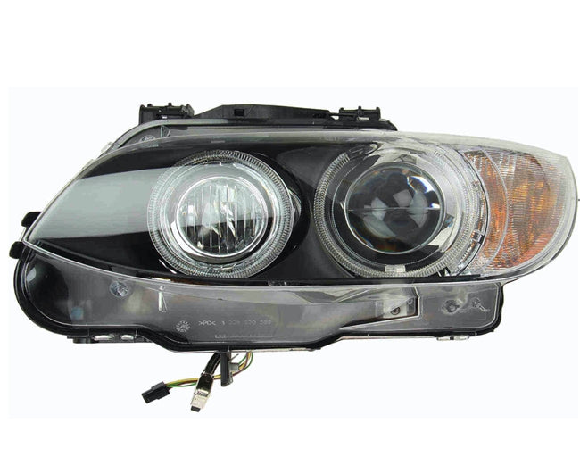 BMW E90/E92/E93 3-Series Bi Xenon Headlight OEM 63117182517 or 63117182518 - OEMBimmerParts