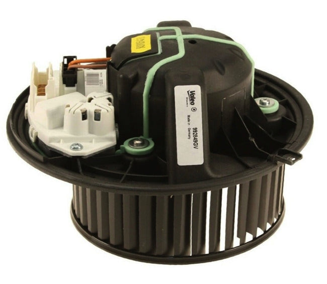 BMW E90/E92/E93 3-Series Blower Motor W/ Regulator OEM 64119227670 - OEMBimmerParts