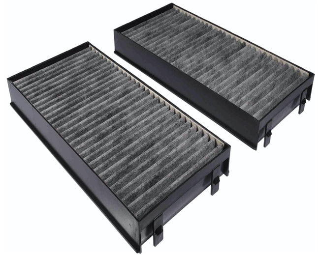 BMW F15 X5 Cabin Air Filter Charcoal Activated OEM Set of 2 64119248294 - OEMBimmerParts