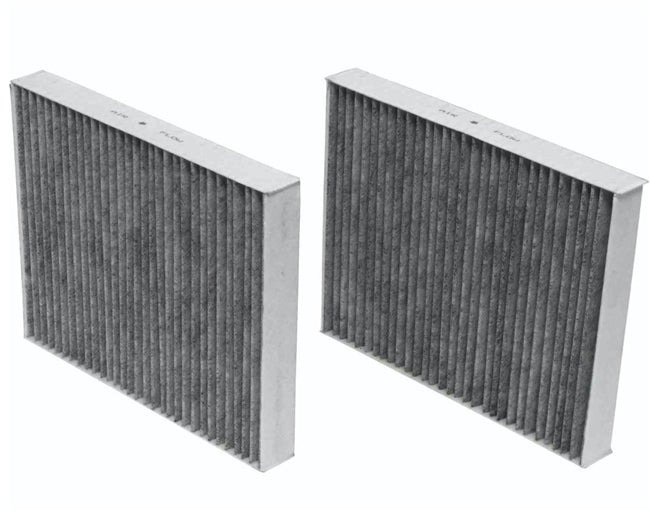 BMW F01 7-Series Charcoal Activated Cabin Air Filter Set 64119272642 - OEMBimmerParts