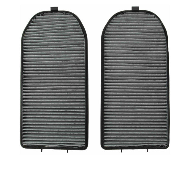 BMW E38 7-Series Charcoal Activated Cabin Air Filter (Set of 2) 64312339888 - OEMBimmerParts