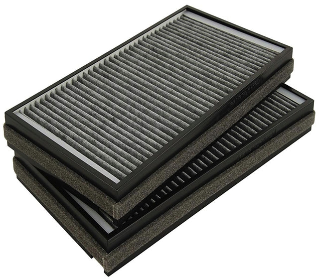 BMW E60/E61 5-Series Charcoal Activated Cabin Air Filter Set 64319171858 - OEMBimmerParts