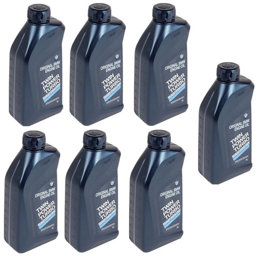 BMW 1-Series Synthetic Engine Oil 5W-30 (7 Liters) 83212365946