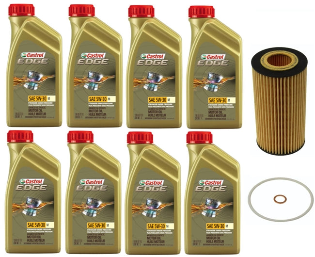 BMW 335d Diesel Oil Change Kit 83212365949