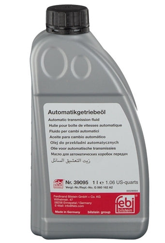 Automatic Transmission Fluid By Febi 1 Liter 83222289720 - OEMBimmerParts