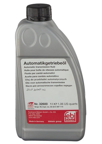 Automatic Transmission Fluid For GM GA6L45R By Febi - OEMBimmerParts