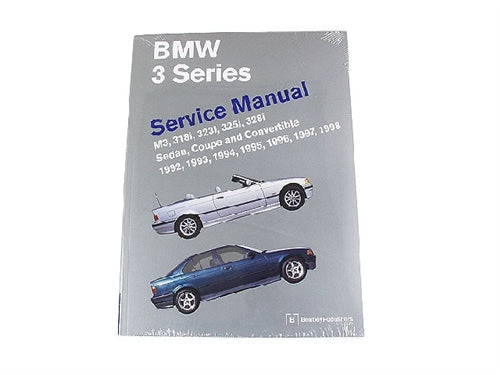 BMW E36 3-Series Bentley Repair Manual - OEMBimmerParts