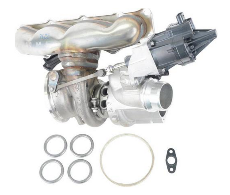 BMW X1 sDrive28i Rebuilt Turbocharger Assembly 11657642469 - OEMBimmerParts