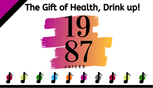 1987 JUICES Gift Card
