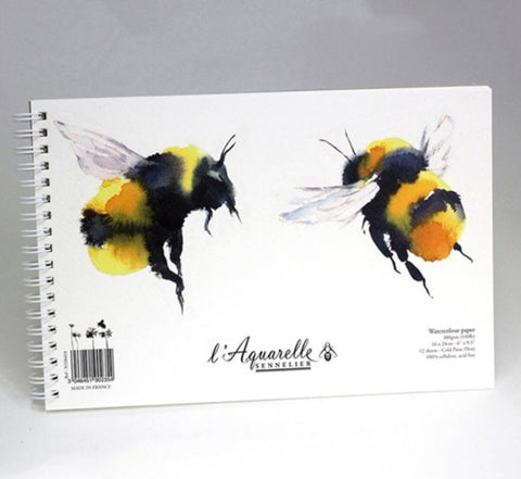 L'Aquarelle Sennelier Bee Books
