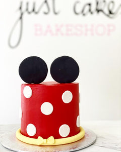 Mickey Mouse/Minnie Mouse Cake