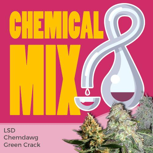 chemical mix marijuana seeds