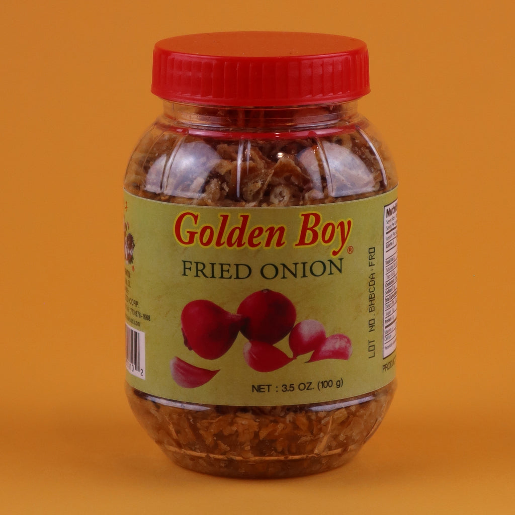 GOLDEN BOY FRIED THAI SHALLOT [4 PACK]