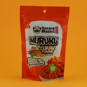 KACANG MACHA MURUKU DHAL SNACK CURRY FLAVOR [3 PACK]