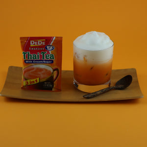 DEDE INSTANT THAI TEA LATTE MIX