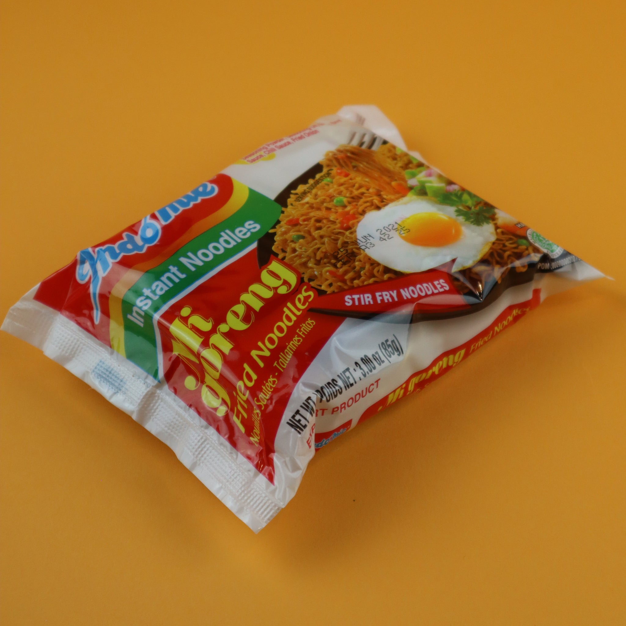 INDOMIE MI GORENG FRIED INSTANT NOODLES