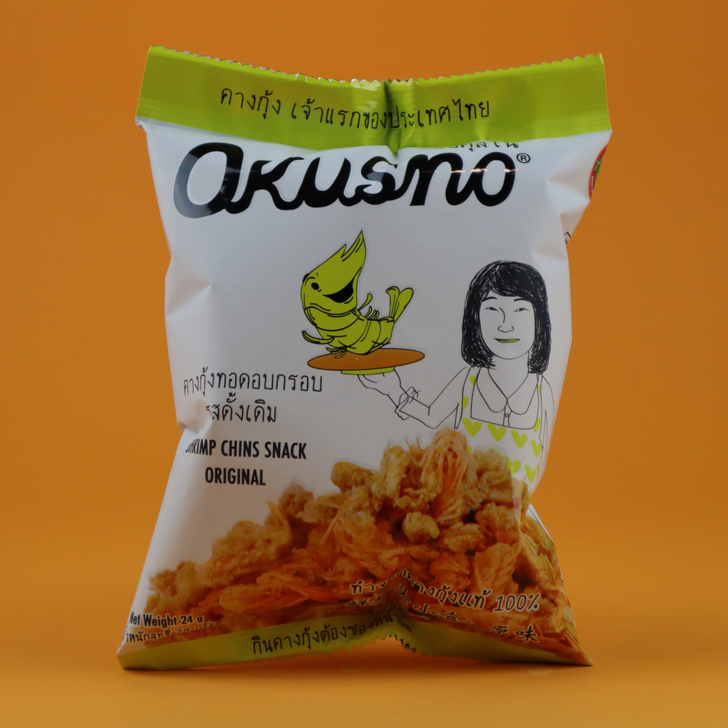 OKUSNO SHRIMP CHINS ORIGINAL FLAVOR [5 PACK]