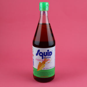 SQUID BRAND FISH SAUCE (LARGE)