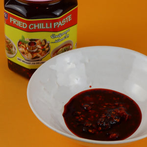 BIRD'S THAI FRIED CHILLI PASTE OIL