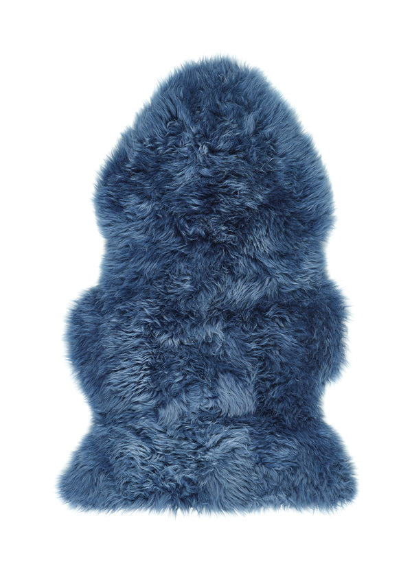 Genuine Sheepskin Rug Ì_Ì_̱ Navy