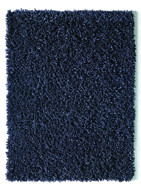 Maine Modern Wool Rug - Midnight