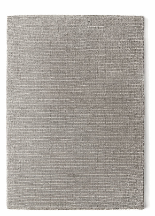 Orient Modern Wool Rug - Dove Grey