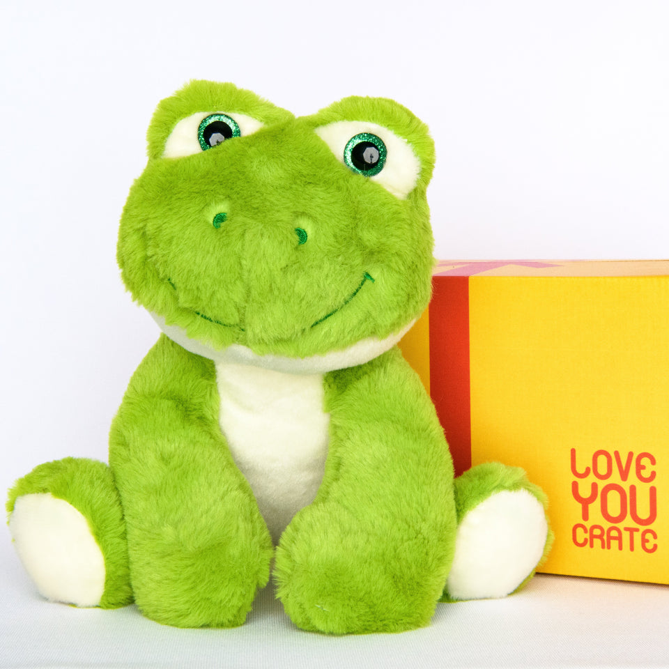 Frankie the Frog - LoveYouCrate
