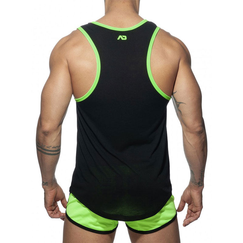 Men's Sports Set Tank Top + Shorts Sleevless - PinnacleFitness