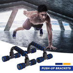 H-Shaped Non-Slip Fitness Stand - PinnacleFitness