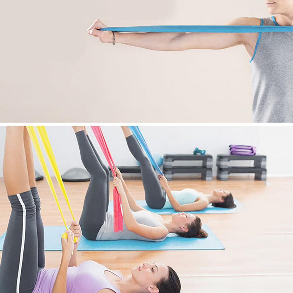 Child Resistance Bands Yoga Pull Rope - PinnacleFitness