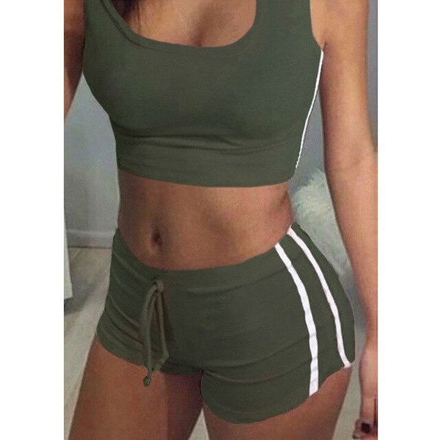 Yoga Set Fitness Running Clothes - PinnacleFitness