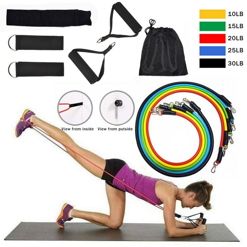 Expander Pull Rope Yoga Band