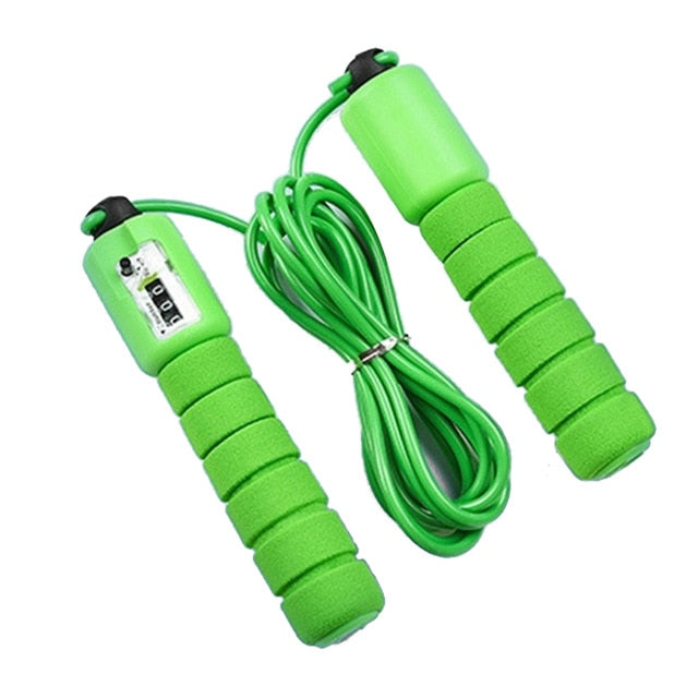Fitness Jump Ropes Professional Sponge - PinnacleFitness