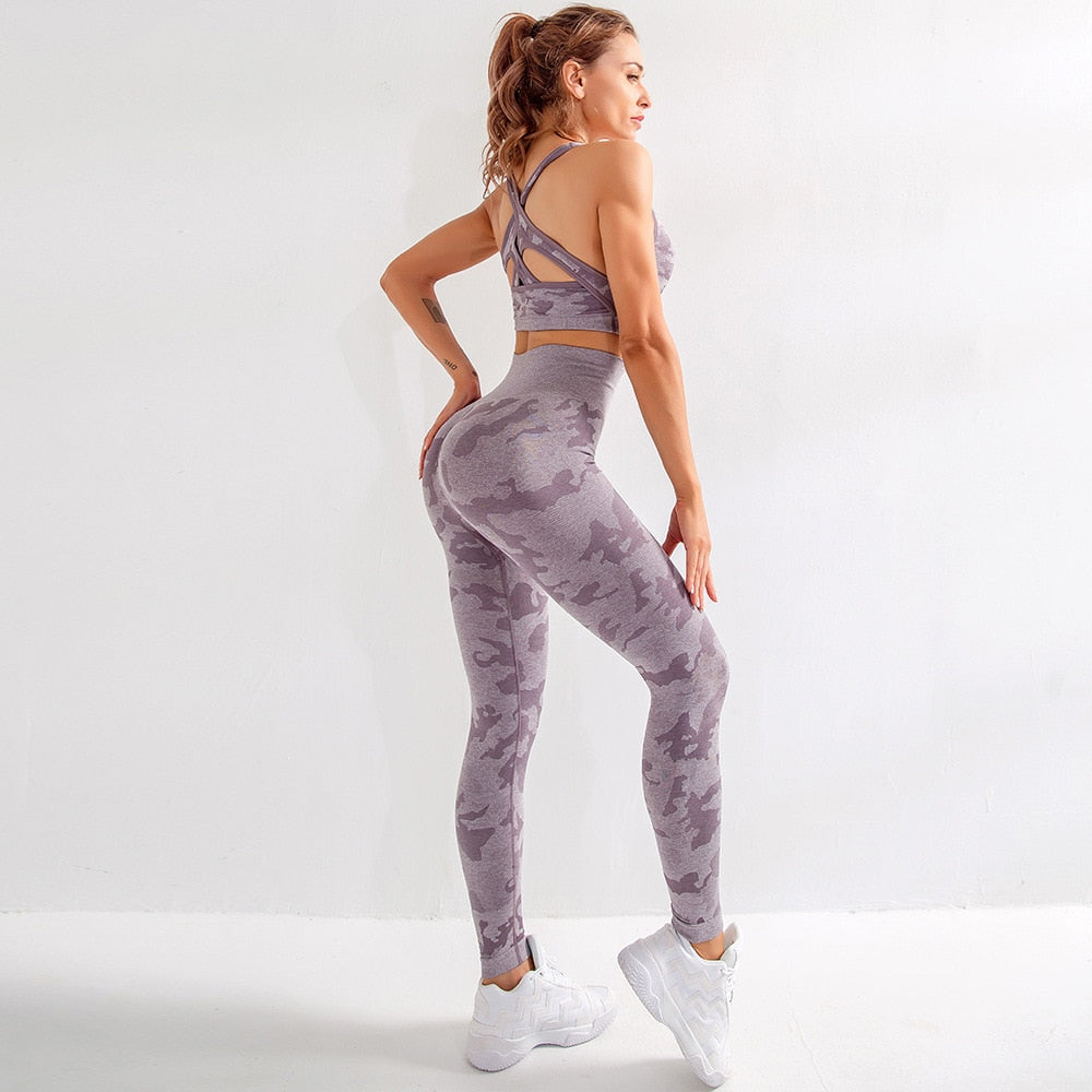 Gym Fitness Clothing Yoga Set - PinnacleFitness