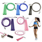 Adjustable Single Skipping Jump Ropes