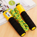 Jump Ropes with Counter Sports Fitness