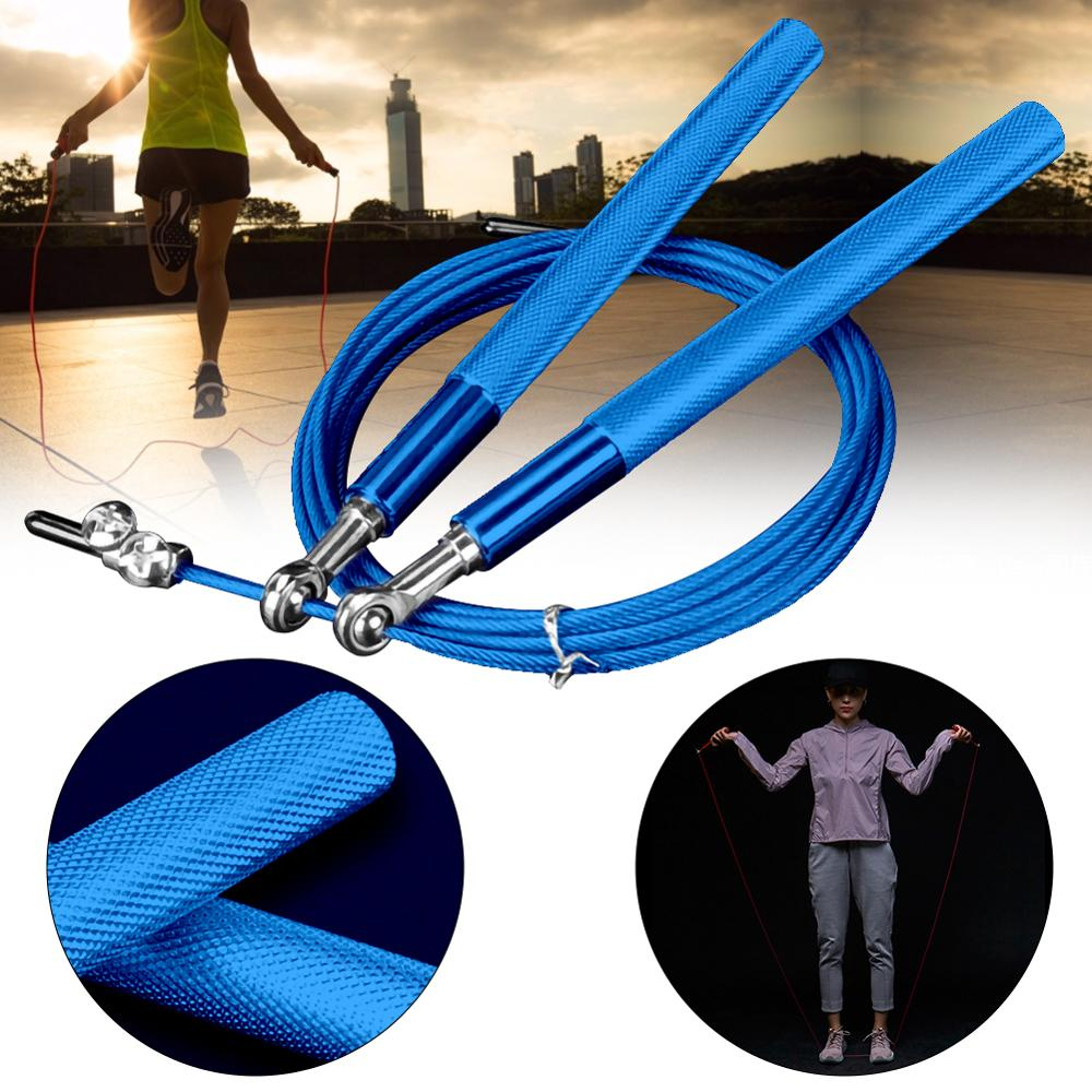 Steel Double Bearing Jump Ropes