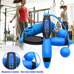 Fitness Smart Electronic Jump Rope