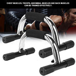 Non-skid Push Ups Stands Grip Fitness - PinnacleFitness