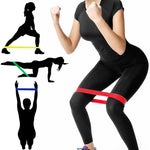 Tension Resistance Band Yoga Fitness - PinnacleFitness