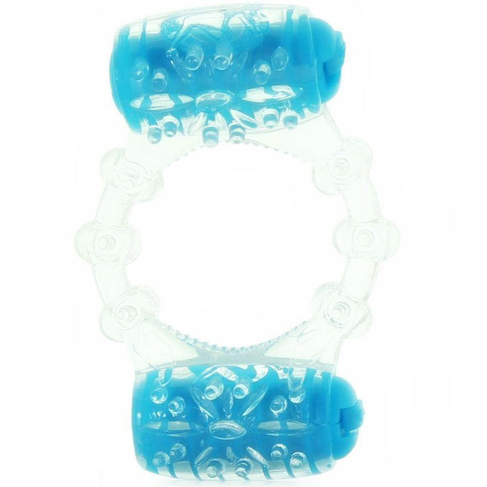 Screaming O Color Pop Two-O Anillo Azul - CosmoErotic